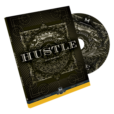 Hustle (DVD and Gimmick) by Juan Marcos*