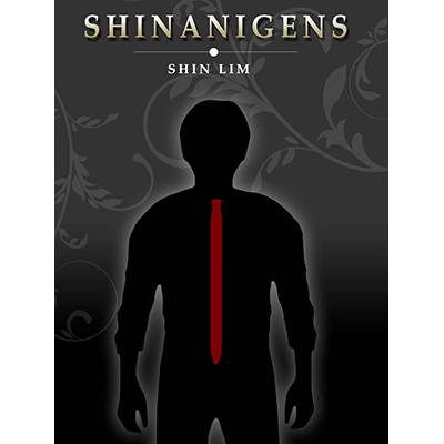 Shinanigens by Shin Lim (Two Disc Set)