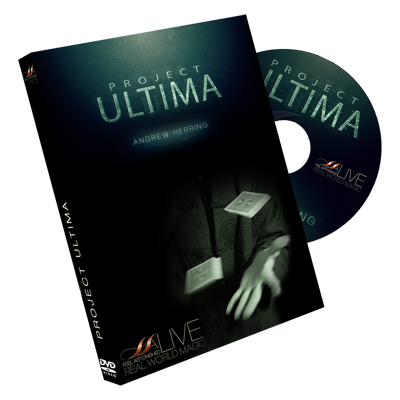 Project ULTIMA by Andrew Herring & Feel Astonished LIVE*