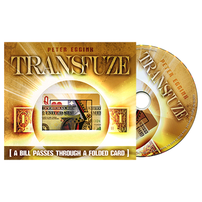 Transfuze by Peter Eggink