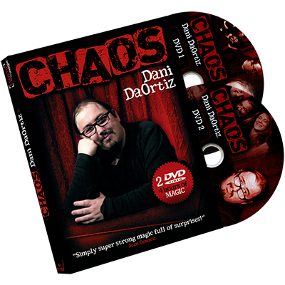 Chaos (2 DVD set) by Dani Da Ortiz