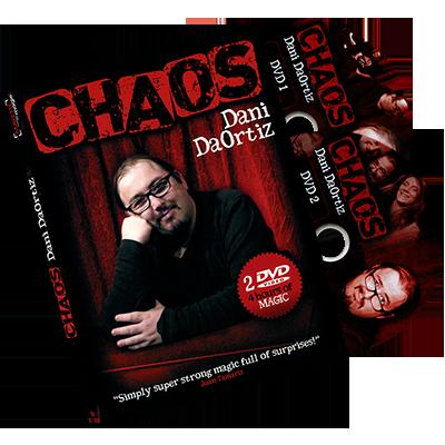 Chaos (2 DVD set) by Dani Da Ortiz
