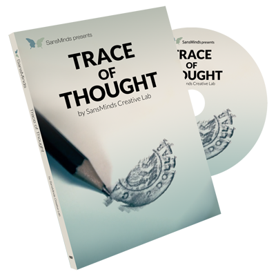 Trace of Thoughts (DVD and Props) by SansMinds Creative Lab