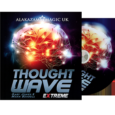Thought Wave Extreme by Gary Jones & Alakazam Magic