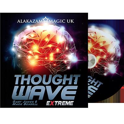 Thought Wave Extreme by Gary Jones & Alakazam Magic