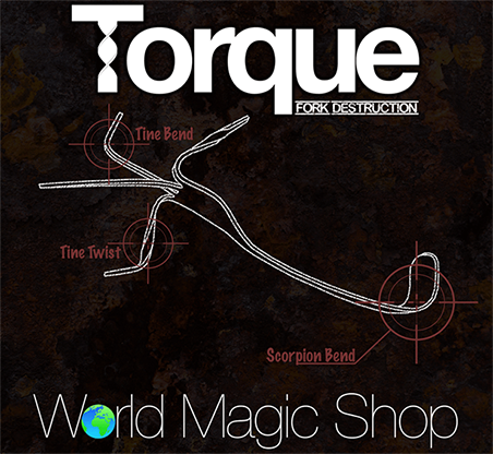 Torque by Chris Stevenson and World Magic Shop*