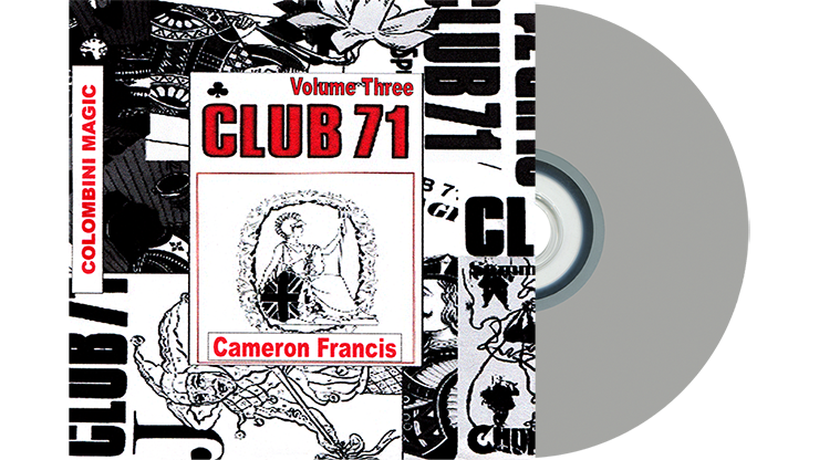 Club 71 Volume Three by Wild-Colombini Magic