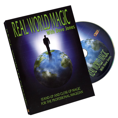 Real World Magic With Dave Jones & RSVP*