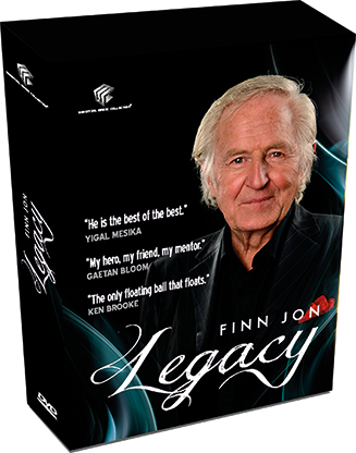Legacy by Finn Jon and Luis de Matos