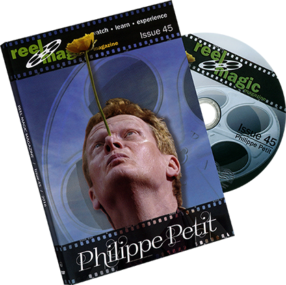 Reel Magic Episode 45 (Philippe Petit)*