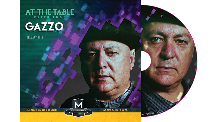 At the Table Live Lecture Gazzo*