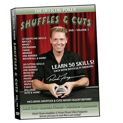 Shuffles & Cuts - by Rich Ferguson