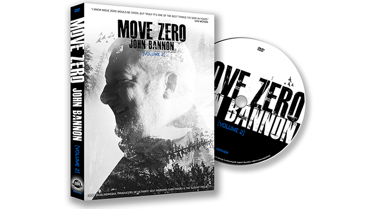 Move Zero (Vol 2) by John Bannon and Big Blind Media