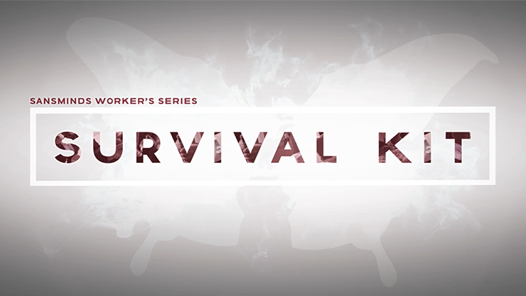 SansMinds Worker`s Series: Survival Kit