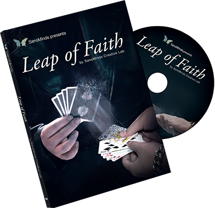 Leap of Faith by SansMinds Creative Lab