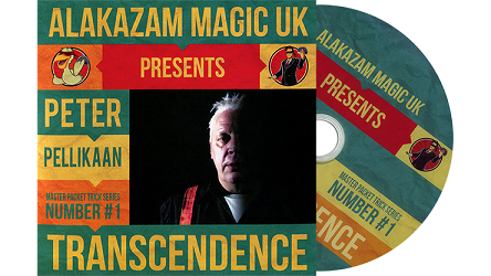 Transcendence by Peter Pellikaan and Alakazam Magic