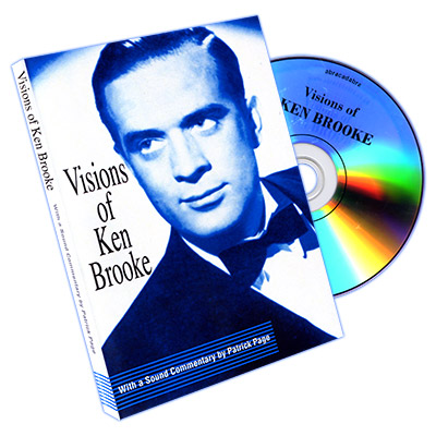 Visions of Ken Brooke by Martin Breese