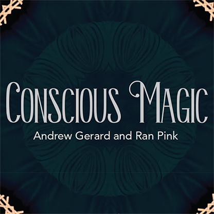 Conscious Magic Episode 1 (T-Rex and Real World) with Ran Pink and Andrew Gerard