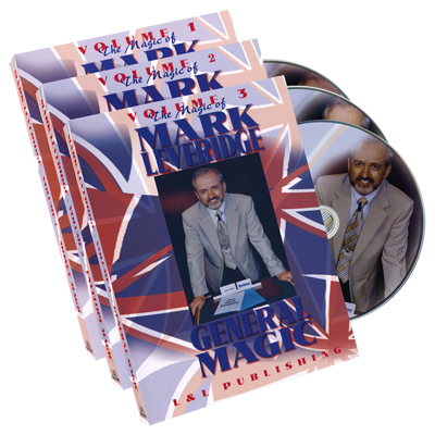 Magic of Mark Leveridge Vol 1-3