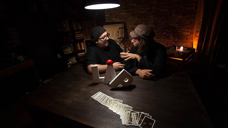 LAP by Juan Tamariz, Yann Frisch and Dani DaOrtiz