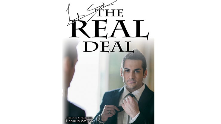 The Real Deal by Landon Swank*