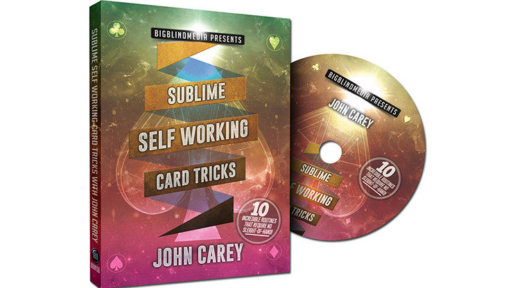 Sublime Self Working Card Tricks by John Carey