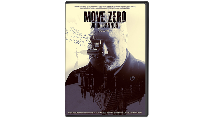 Move Zero (Vol 3) by John Bannon and Big Blind Media*
