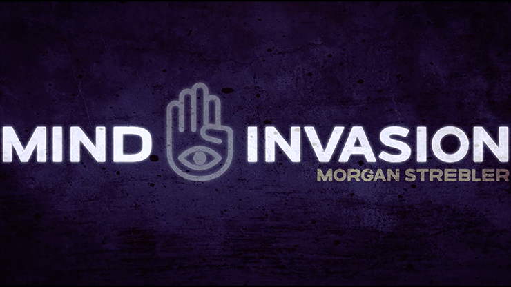 Mind Invasion by Morgan Strebler*