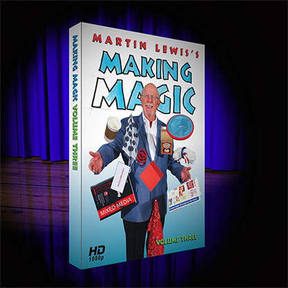 Martin Lewis`s Making Magic Volume 3