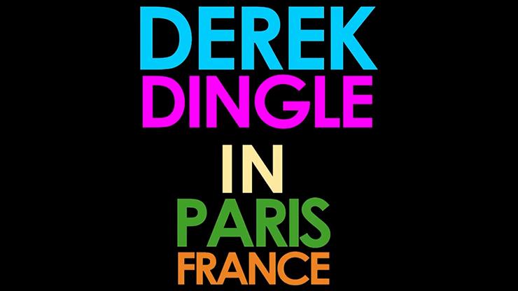 Derek Dingle in Paris -  France by Mayette Magie Moderne