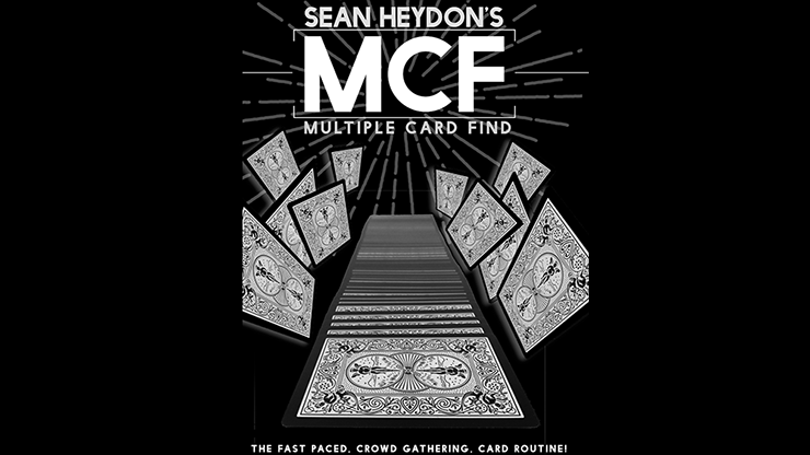 MCF (Multiple Card Find) by Sean Heydon*