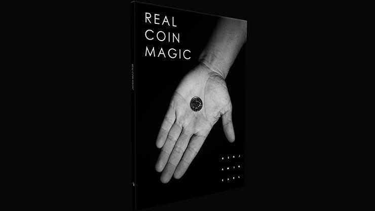 Real Coin Magic by Benjamin Earl