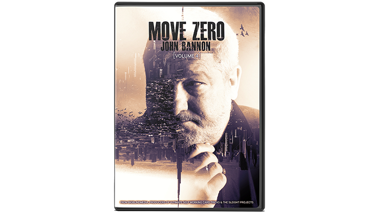 Move Zero (Vol 4) by John Bannon and Big Blind Media