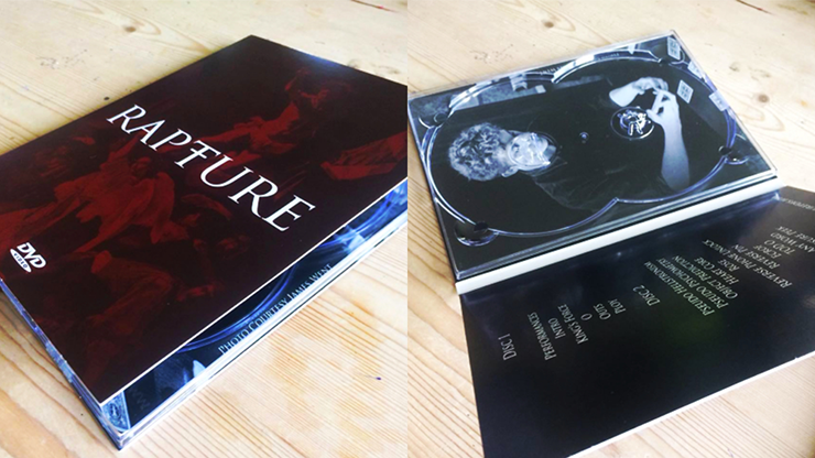 Rapture (2 DVD Set) by Ross Taylor and Fraser Parker*