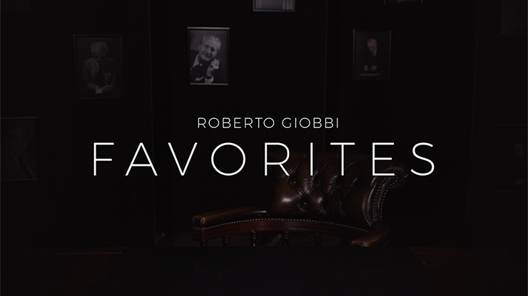 Favorites by Roberto Giobbi