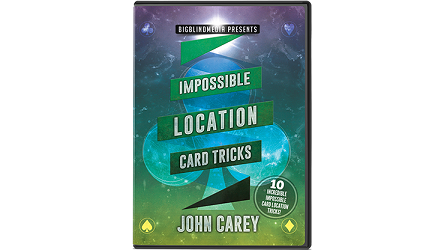 Impossible Location Card Tricks by John Carey*