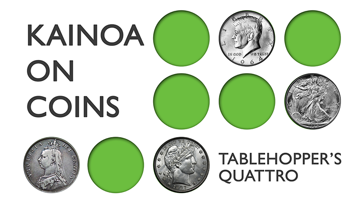 Kainoa on Coins: Tablehopper`s Quattro