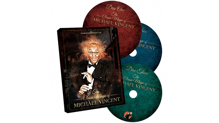The-Classic-Magic-of-Michael-Vincent-3-DVD-Set