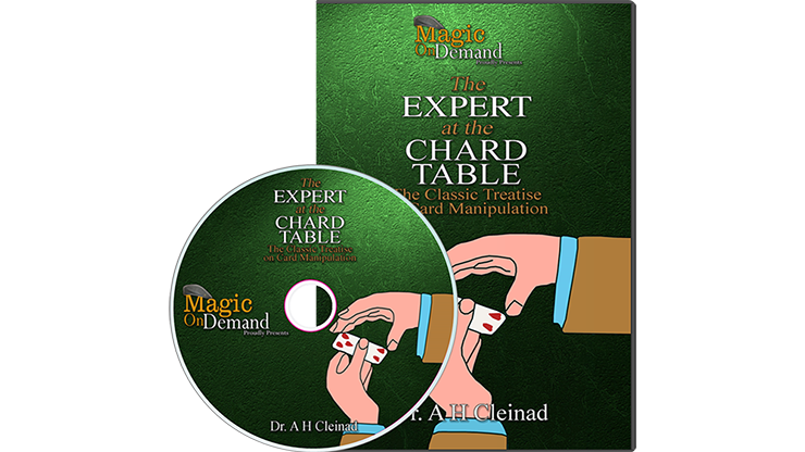 Magic On Demand & FlatCap Productions Proudly Present: Expert At The Chard Table by Daniel Chard*