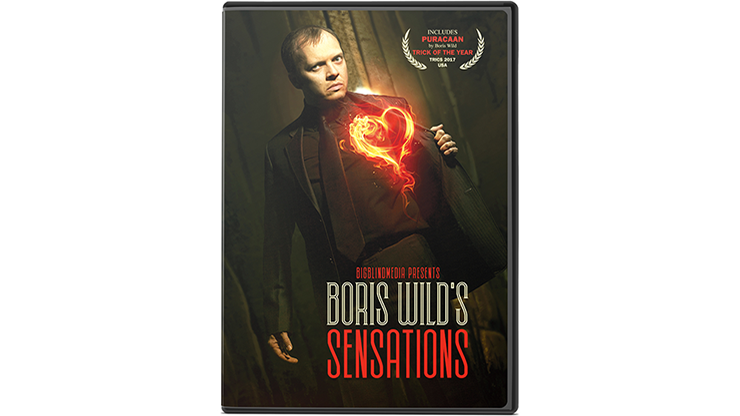 Boris Wild`s Sensations (2 DVD Set)