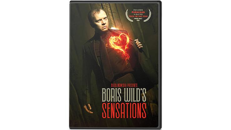 Boris Wild`s Sensations (2 DVD Set)*