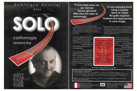 Solo by  Dominique Duvivier