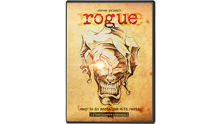 ROGUE-Easy-to-Do-Mentalism-with-Cards-by-Steven-Palmer*