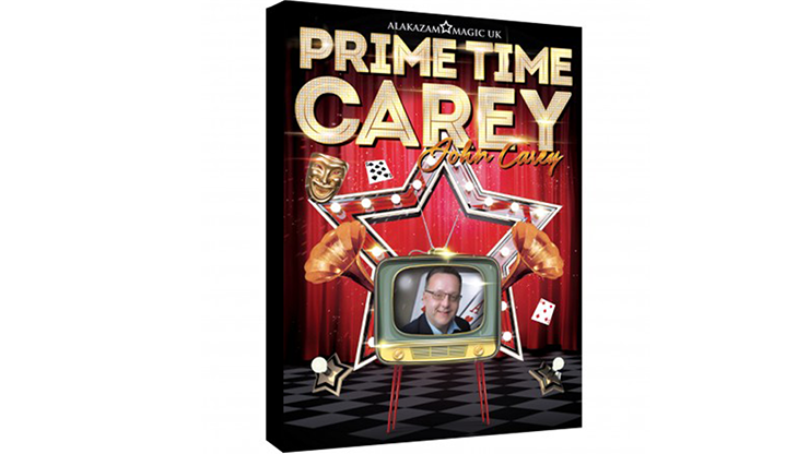 Prime Time by John Carey (2 DVD Set)*