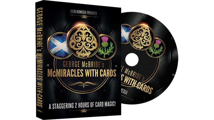 George McBride`s McMiracles With Cards