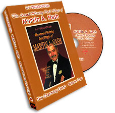 Award Winning Card Magic of Martin Nash Vol 4
