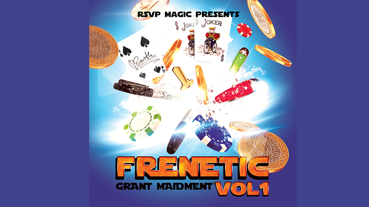 Frenetic-Vol-1-by-Grant-Maidment-and-RSVP-Magic