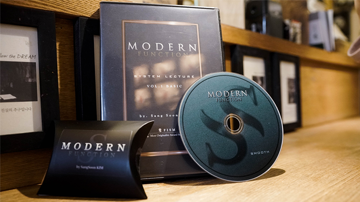 Modern-Function-Vol.1-DVD-and-Gimmicks-by-Sang-Soon-Kim