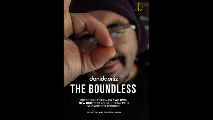 The Boundless by Dani DaOrtiz