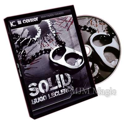 Solid by Hugo Leclercq and Kevin Parker - DVD*